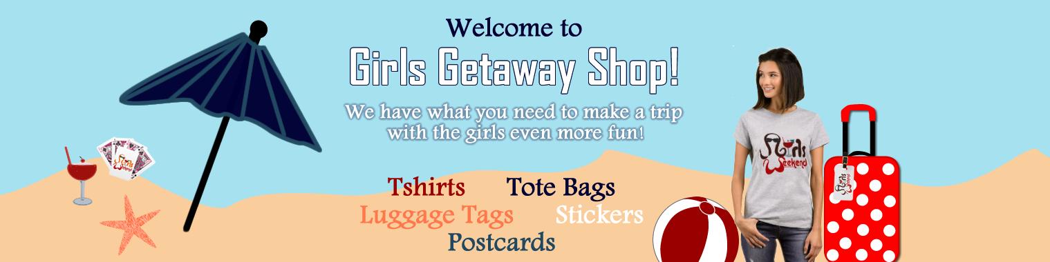 Getaway Girl Shop